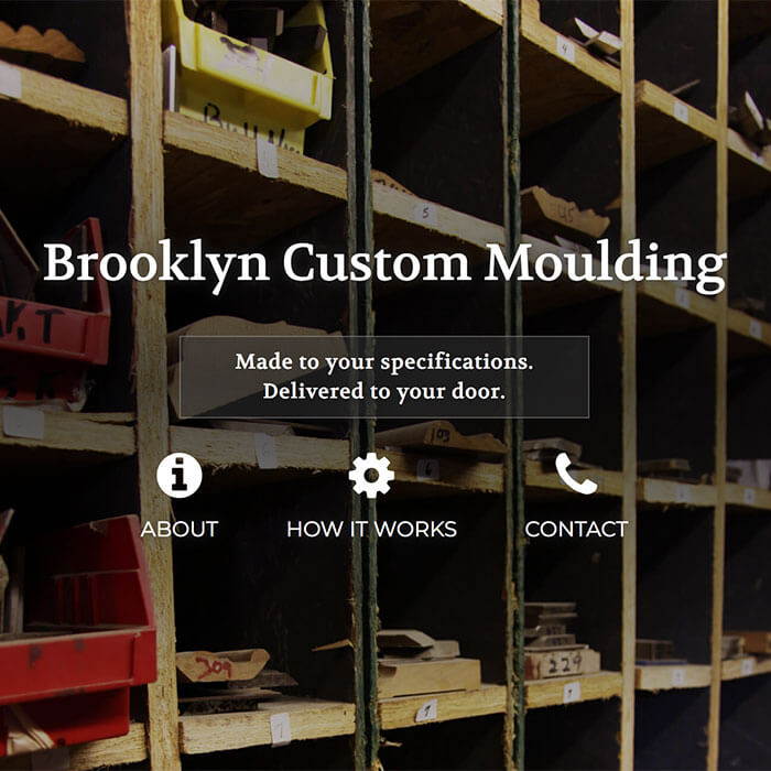 Brooklyn Custom Moulding